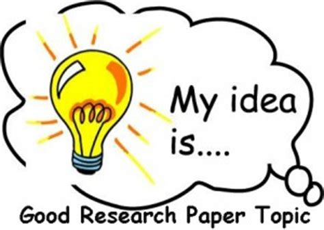Historical topics for research paper